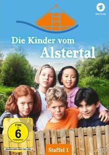 Die Kinder vom Alstertal Staffel 1, 2 DVDs