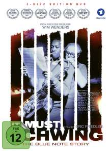 It Must Schwing - The Blue Note Story, 2 DVDs
