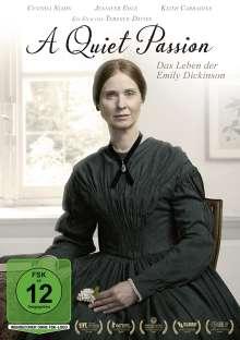 A Quiet Passion - Das Leben der Emily Dickinson, DVD