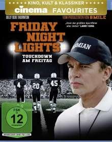 Friday Night Lights - Touchdown am Freitag (Blu-ray), Blu-ray Disc