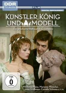 Künstler, König und Modell, DVD