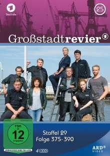 Großstadtrevier Box 25 (Staffel 29), 4 DVDs
