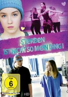 Sterben ist nicht so mein Ding!, 2 DVDs