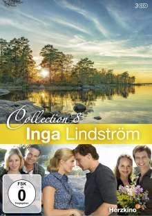 Inga Lindström Collection 8, 3 DVDs