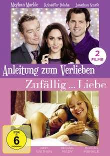 Anleitung zum Verlieben / Zufällig ... Liebe, 2 DVDs