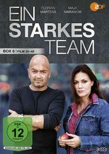 Ein starkes Team Box 6 (Film 35-40), 3 DVDs