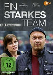 Ein starkes Team Box 7 (Film 41-46), 3 DVDs
