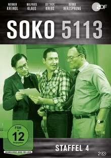 SOKO 5113 Staffel 4, 2 DVDs