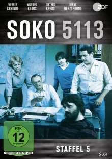SOKO 5113 Staffel 5, 2 DVDs