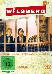 Wilsberg DVD 32: Schutzengel / Bielefeld 23, DVD