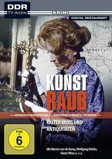 Kunstraub, DVD