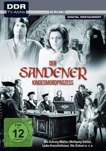 Der Sandener Kindesmordprozess, DVD