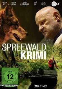 Spreewaldkrimi 11-12, DVD