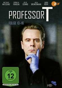 Professor T. Folge 13-16, 2 DVDs