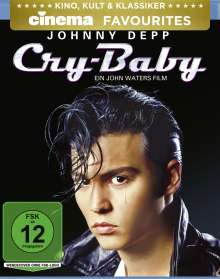 Cry Baby (Blu-ray), Blu-ray Disc