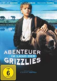 Abenteuer im Land der Grizzlys, DVD