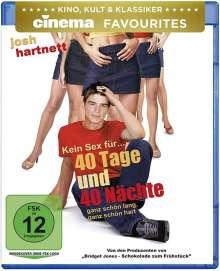 40 Tage und 40 Nächte (Blu-ray), Blu-ray Disc