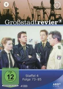 Großstadtrevier Box 4 (Staffel 9), 4 DVDs