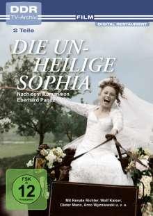Die unheilige Sophia, DVD