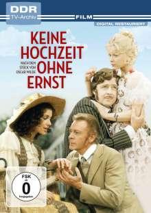 Keine Hochzeit ohne Ernst, DVD