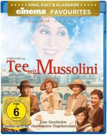 Tee mit Mussolini (Blu-ray), Blu-ray Disc