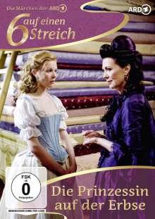 Sechs auf einen Streich - Die Prinzessin auf der Erbse, DVD