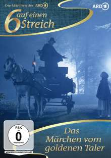 Sechs auf einen Streich - Das Märchen vom goldenen Taler, DVD