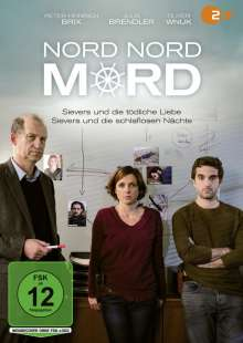 Nord Nord Mord (Teil 11-12), DVD