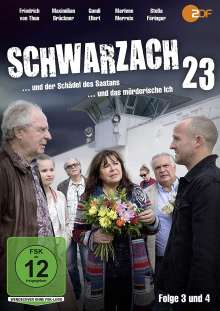 Schwarzach 23 und der Schädel des Saatans / Schwarzach 23 und das mörderische Ich, DVD