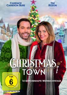 Christmas Town, DVD