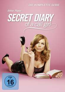 Secret Diary of a Call Girl (Komplette Serie), 4 DVDs