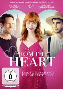 From the Heart - Eine zweite Chance für die erste Liebe, DVD