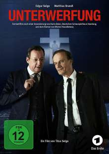 Unterwerfung, DVD