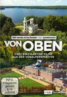 Die Havelschlösser und Sanssouci von oben, DVD