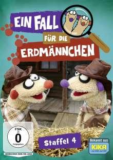 Ein Fall für die Erdmännchen Staffel 4, DVD