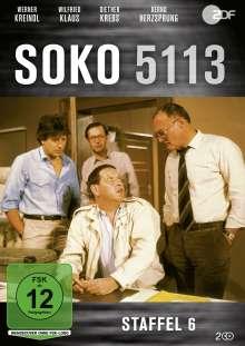 SOKO 5113 Staffel 6, 2 DVDs