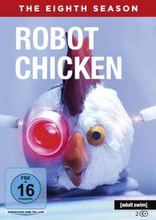 Robot Chicken Staffel 8, 2 DVDs