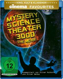 Mystery Science Theatre 3000: The Movie (Blu-ray), Blu-ray Disc