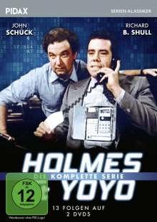 Holmes & Yoyo (Komplette Serie), 2 DVDs