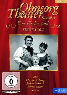 Ohnsorg Theater: Vom Fischer und seiner Frau, DVD