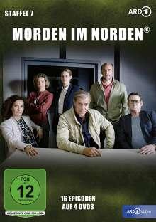 Morden im Norden Staffel 7, 4 DVDs
