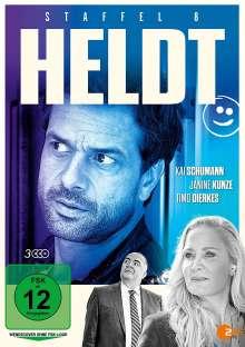 Heldt Staffel 8 (finale Staffel), 3 DVDs