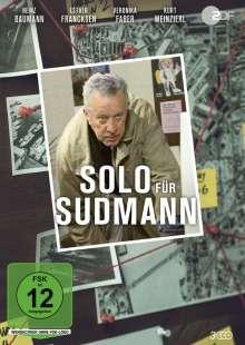 Solo für Sudmann, 3 DVDs