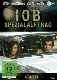 I.O.B. - Spezialauftrag Staffel 1, 2 DVDs