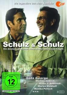 Schulz und Schulz (Komplette Serie), 3 DVDs