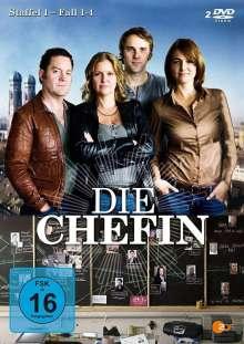 Die Chefin Staffel 1, 2 DVDs