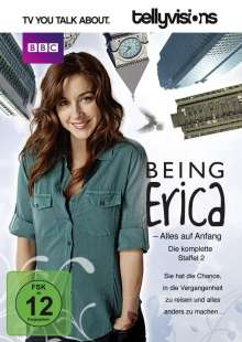 Being Erica - Alles auf Anfang Staffel 2, 3 DVDs
