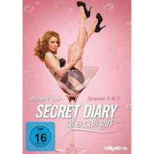 Secret Diary of a Call Girl Season 1 & 2, 2 DVDs