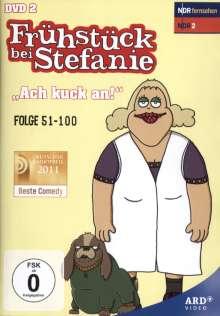 """Frühstück bei Stefanie 2 - """"Ach kuck an!"""", 2 DVDs"""