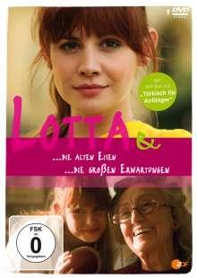 Lotta & die alten Eisen / Lotta & die großen Erwartungen, DVD